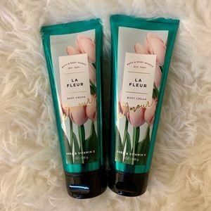 Bath and Body Works La Fleur Bundle